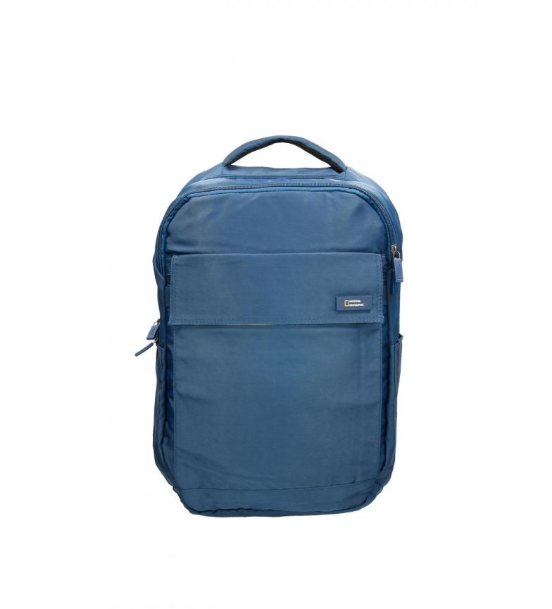 Comprar National Geographic Mochila Academy azul -30x16x45,5cm-