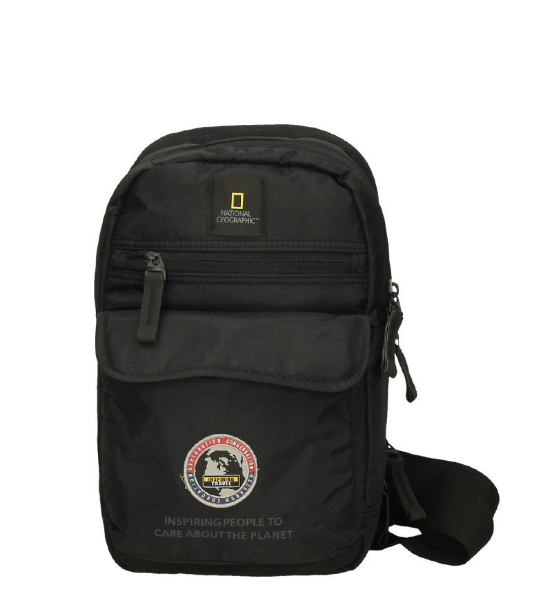 Comprar National Geographic Slingbag Explorer black-20x12x34cm-