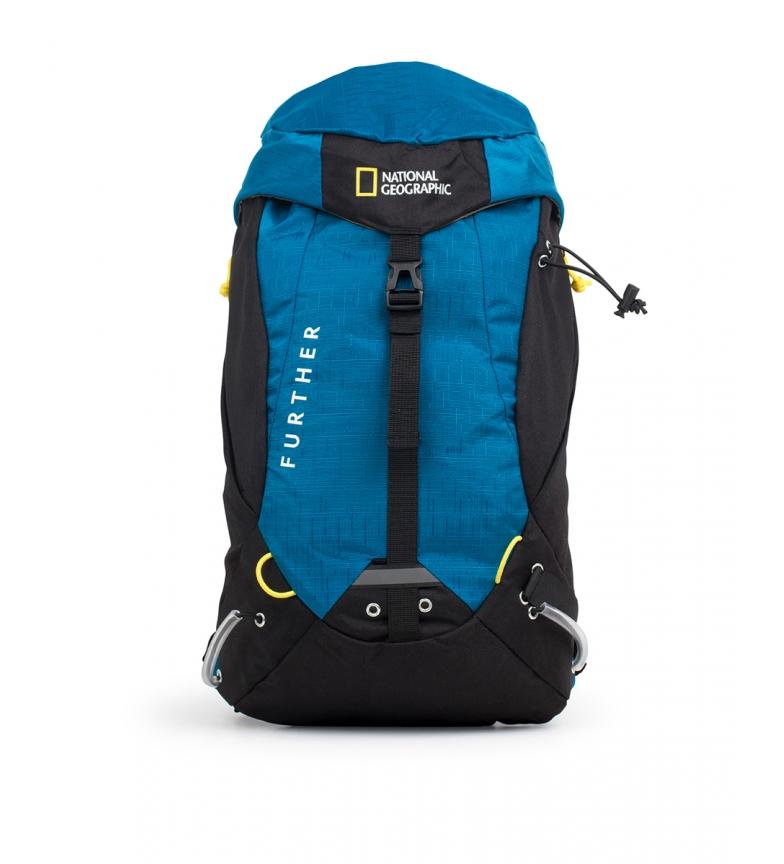 Comprar National Geographic Destinazione zaino blu -24x15x38cm