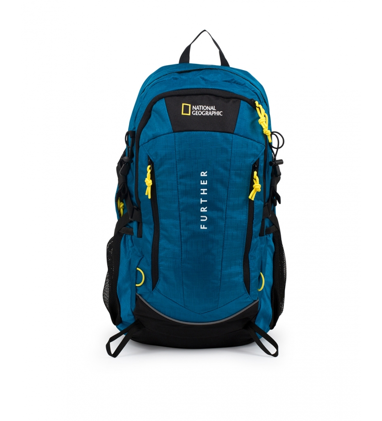 Comprar National Geographic Mochila de destino azul -33,5x17x55,5cm