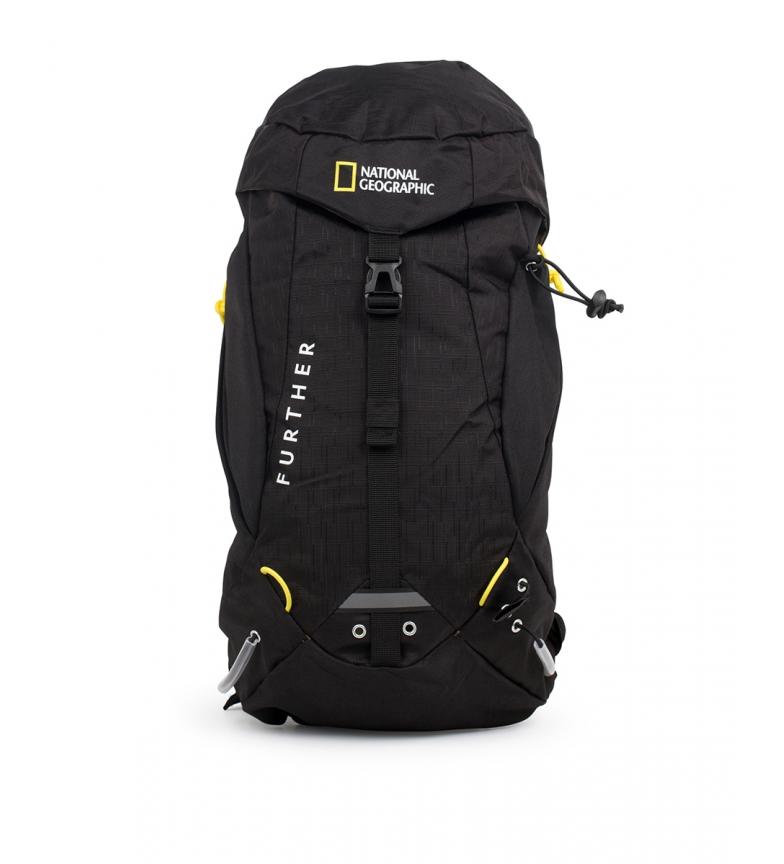 Comprar National Geographic Destinazione zaino nero -24x15x38cm