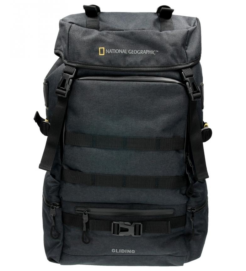 Comprar National Geographic Mochila de expedição preta - 33x18,5x55cm