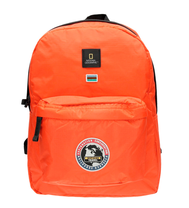 Comprar National Geographic Mochila Explorer naranja -32x20x42,5 cm-