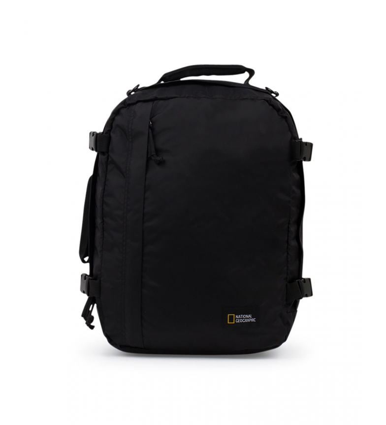 Comprar National Geographic Zaino ibrido nero -29.5x20x40cm-