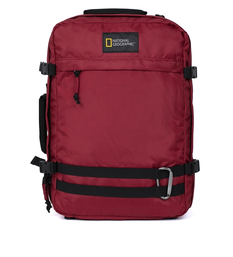 Comprar National Geographic Zaino Red Hybrid Suitcase 34X18X50Cm