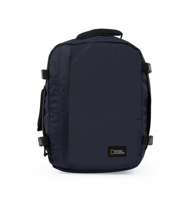 Comprar National Geographic Zaino ibrido blu -29,5x20x40cm-