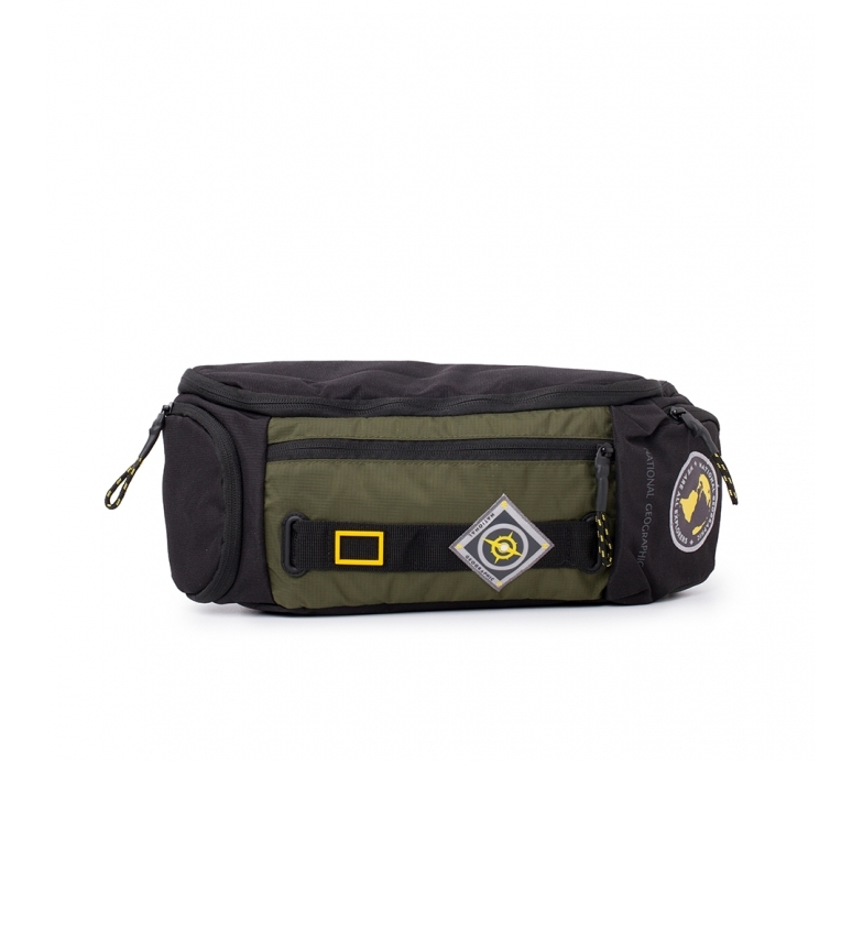 Comprar National Geographic Mochila New Explorer caqui -15x12,75x37cm-