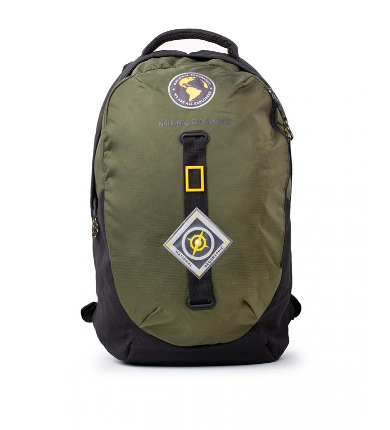 Comprar National Geographic Nova mochila Explorer em cáqui -35,5x21x53cm