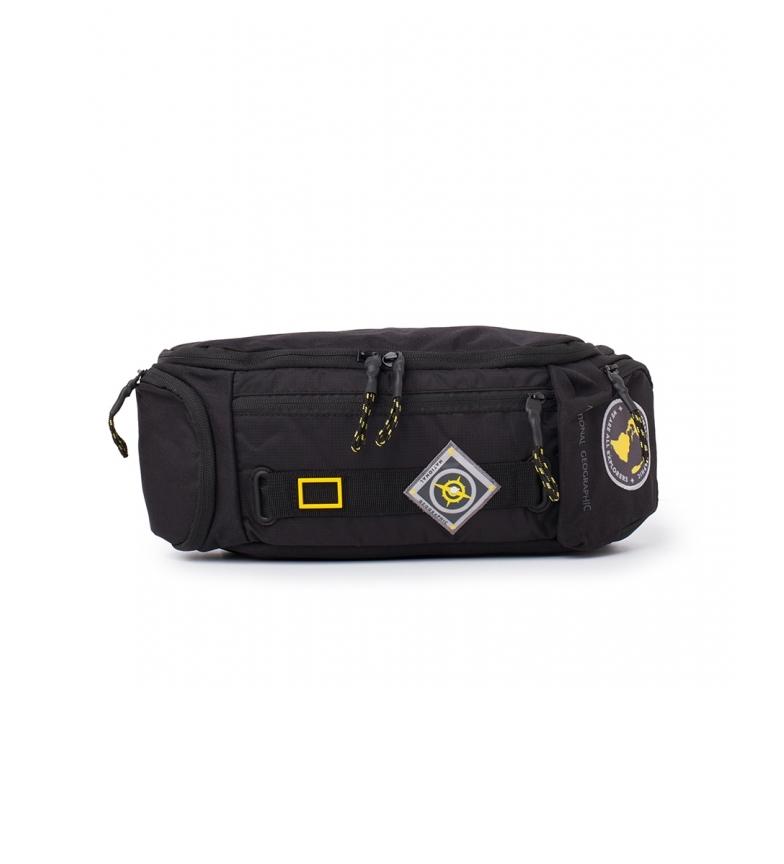 Comprar National Geographic Mochila New Explorer negro -15x12,75x37cm-