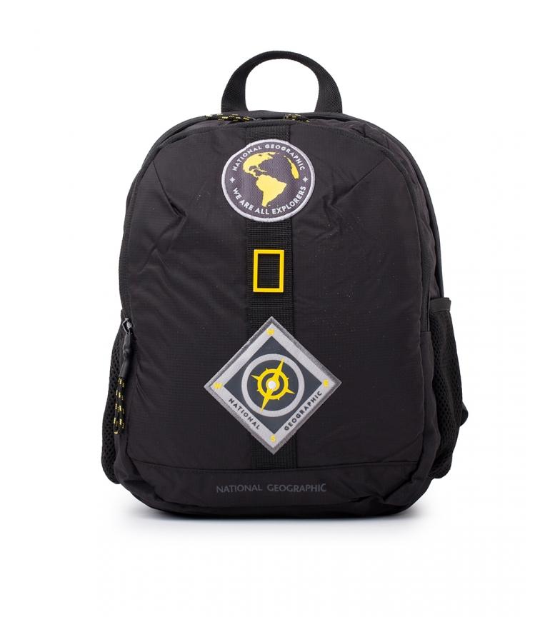 Comprar National Geographic Nuovo zaino Explorer nero -25,5x15x32,5cm