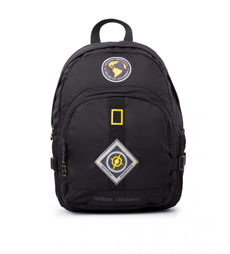 Comprar National Geographic Mochila New Explorer negro -31x15x40cm-