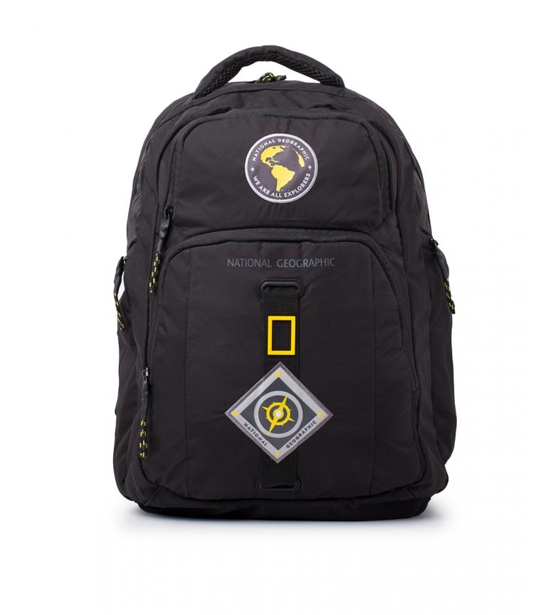 Comprar National Geographic Nova mochila Explorer preta -32,5x17x47cm