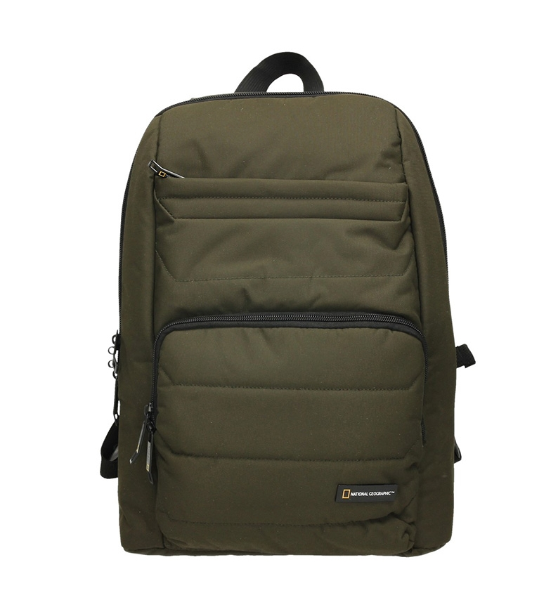 Comprar National Geographic Pro kaki backpack -29x10x37cm-