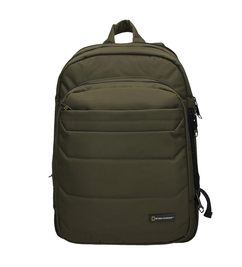 Comprar National Geographic Pro Backpack kaki-30x16x42cm-