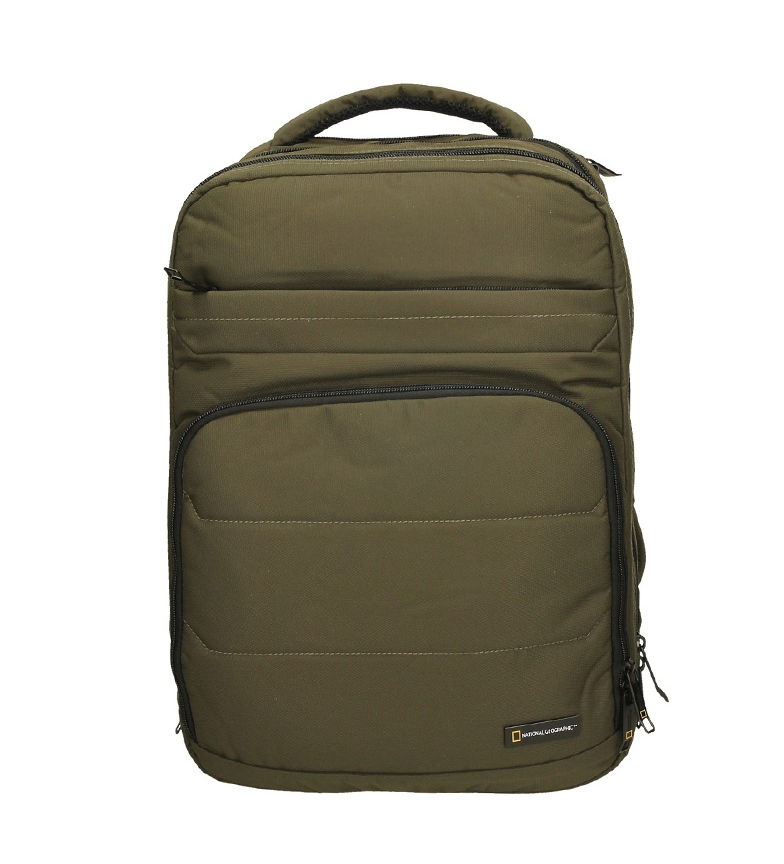 Comprar National Geographic Backpack Pro kaki-31x15x43cm-