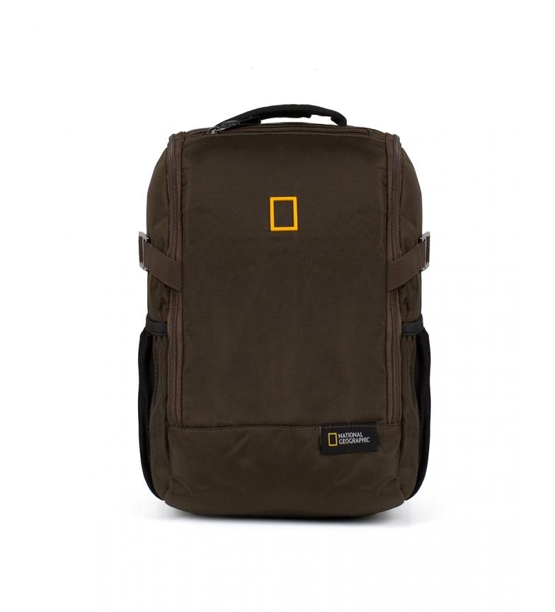 Comprar National Geographic Mochila Recovery caqui -22x16x38cm-