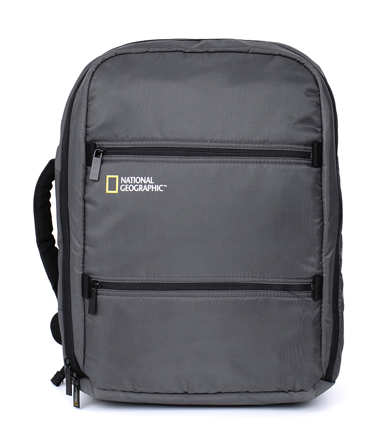 Comprar National Geographic Mochila Transform gris -32x16x43cm-