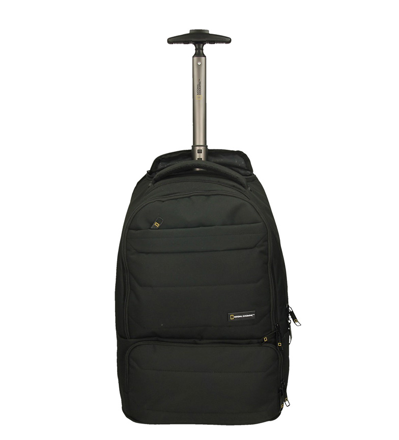Comprar National Geographic Trole Backpack Pro black-29x12x40cm-