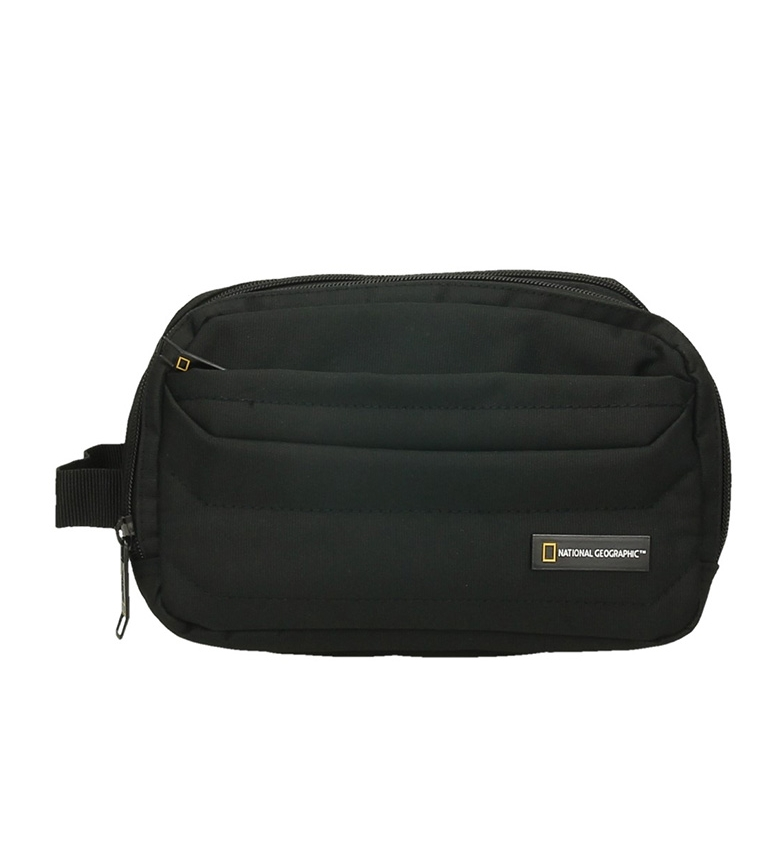 Comprar National Geographic Neceser Pro negro-23x16x14,5cm-
