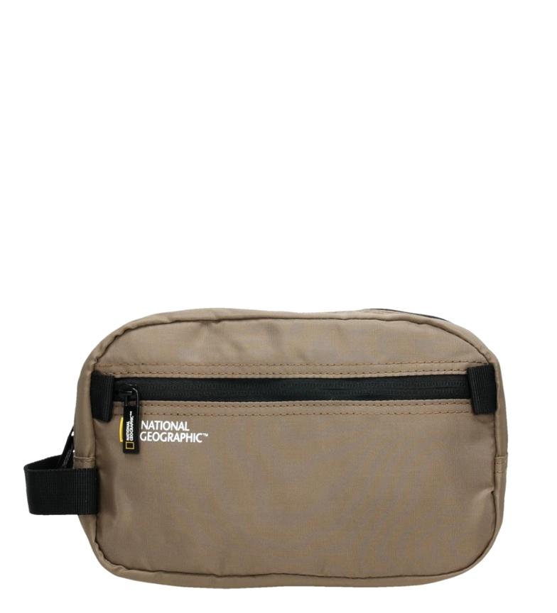 Comprar National Geographic Transform Toilet Bag Beige 24X10,5X15Cm