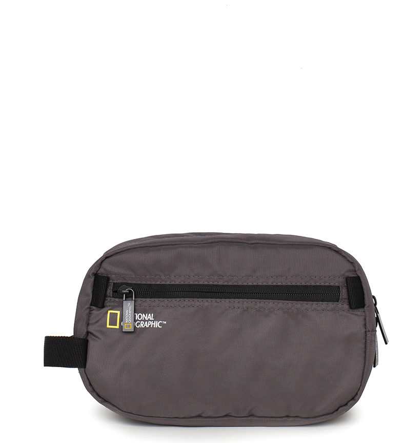 Comprar National Geographic Grey Transform Toilet Bag 24X10,5X15Cm
