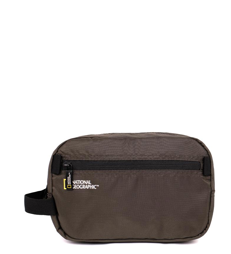 Comprar National Geographic Khaki Transform Saco Sanitário Sanitário 24X10,5X15Cm