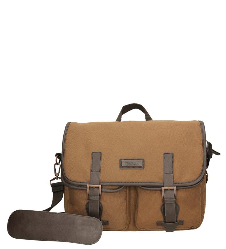 Comprar National Geographic Serviette Colonial brun-35,5x13,28cm-