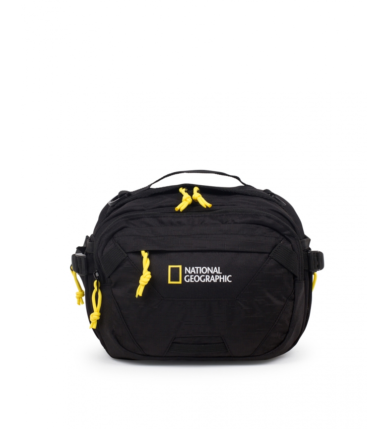 Comprar National Geographic Destination Bum bag black -24x15x20cm