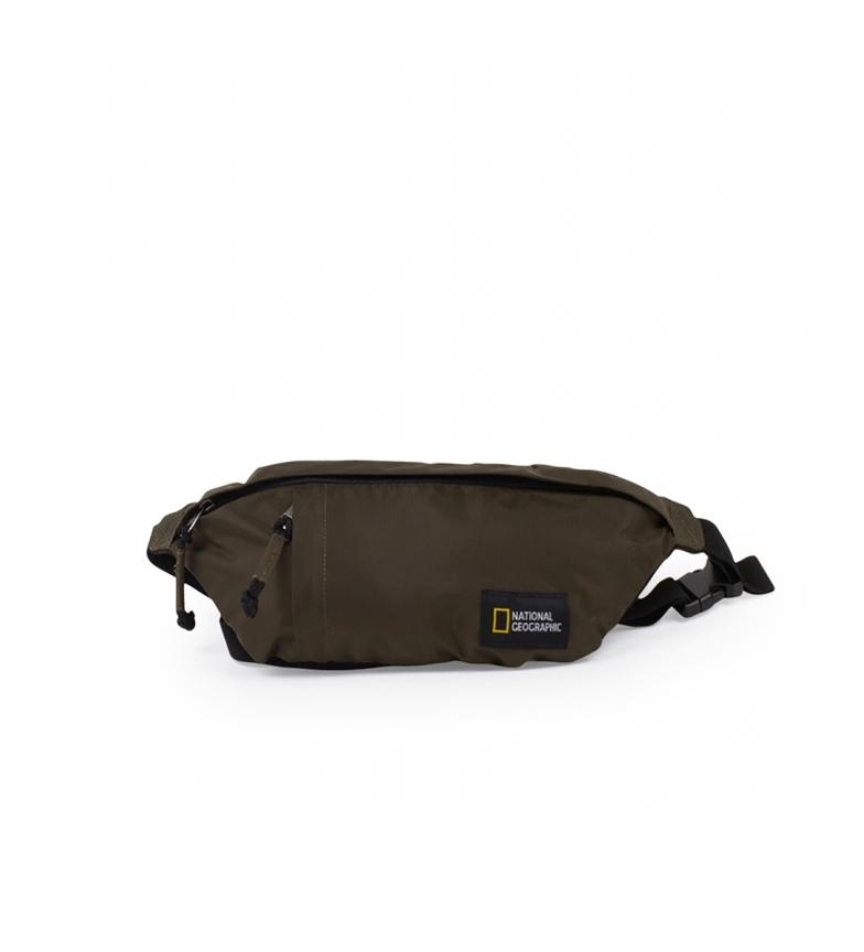 Comprar National Geographic Hybrid khaki waist belt - 37x7x14cm