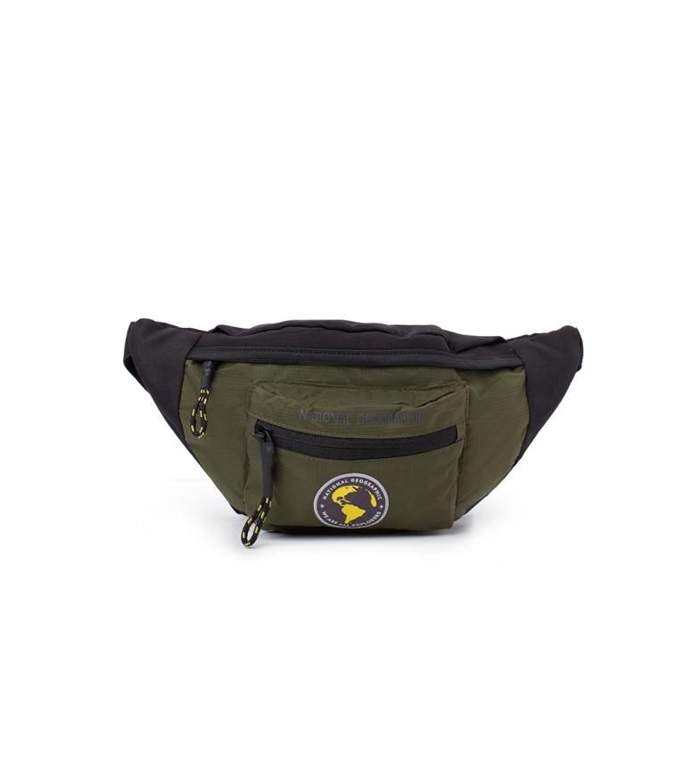 Comprar National Geographic New Explorer khaki waist belt -31x6x16cm