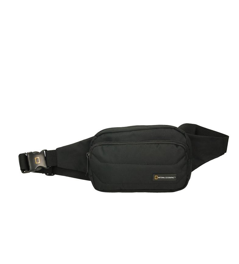 Comprar National Geographic Riñonera Pro negro-21x8x13cm-