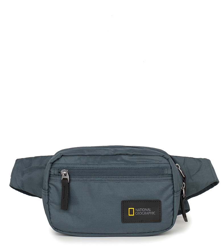 Comprar National Geographic Fanny Pack Blue Rotor 21X8,5X14 Cm