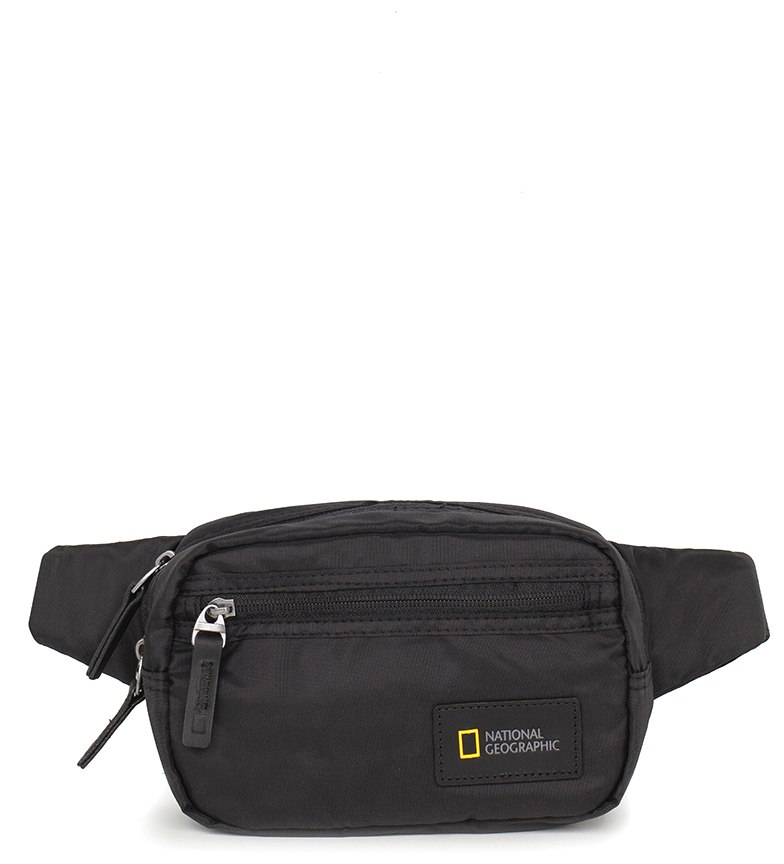 Comprar National Geographic Bum bag Rotor Black 21X8,5X14 Cm