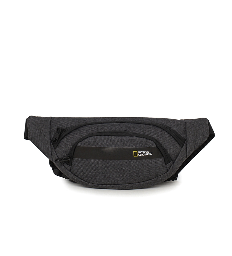 Comprar National Geographic Fanny Pack Stream Antracite 38X6,5X15,5Cm