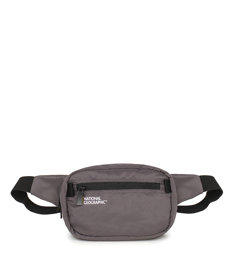 Comprar National Geographic Transform Grey Bum Bag 21X8,5X14 Cm