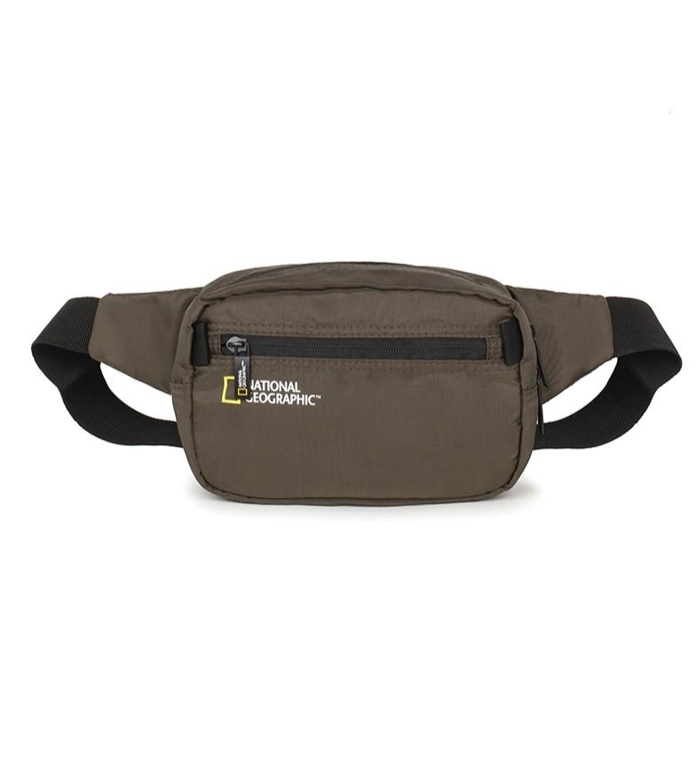 Comprar National Geographic Khaki Transform Bum bag 21X8,5X14 Cm