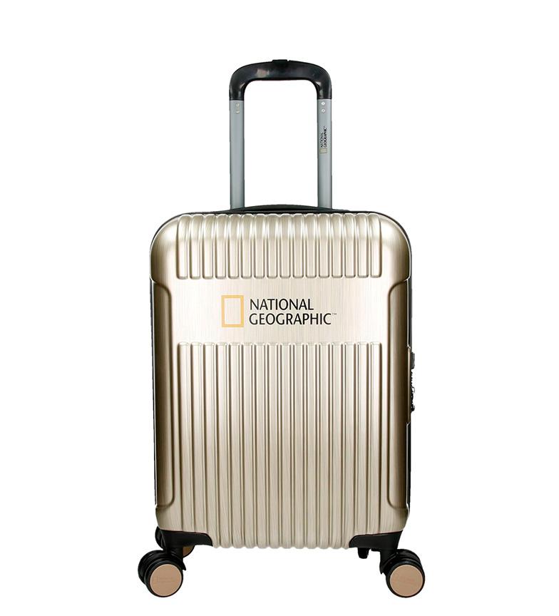 Comprar National Geographic Trânsito de bonde cabine cm -38x20x55 ouro