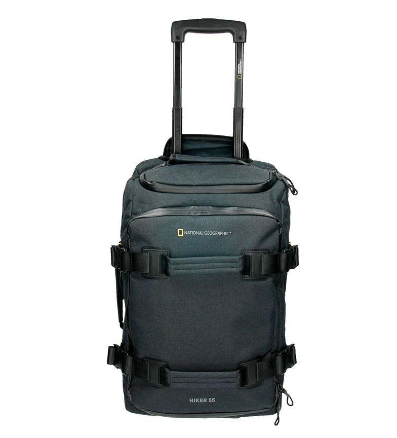 Comprar National Geographic Trolley Expedition black -33x20x55 cm-