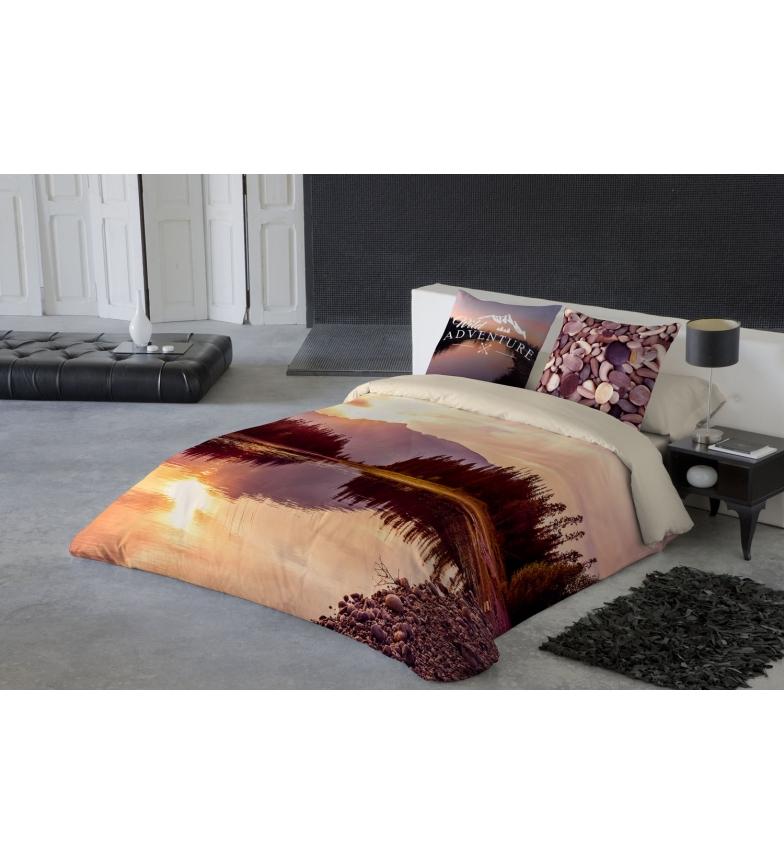 Comprar Naturals Enveloppe de couette Sunrise - Lit 90cm