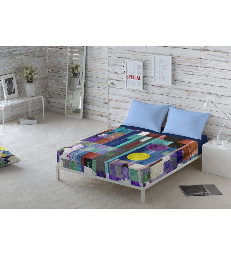 Comprar Naturals Ensemble de draps Colorlife -Bed180cm