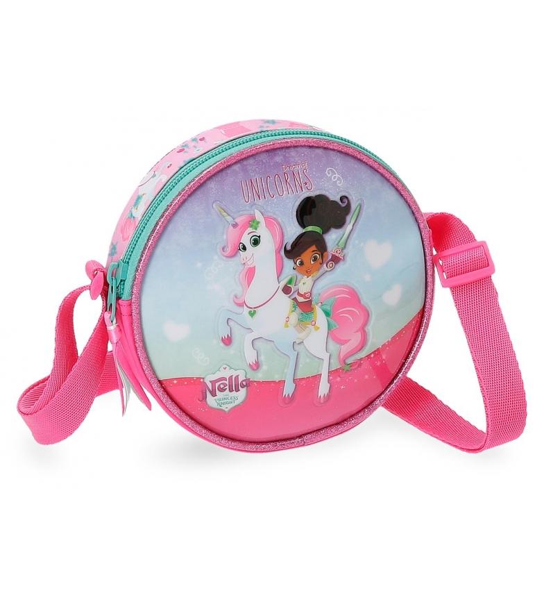 Comprar Nella Bandoleer Nella Unicorn -14x14x4 cm-