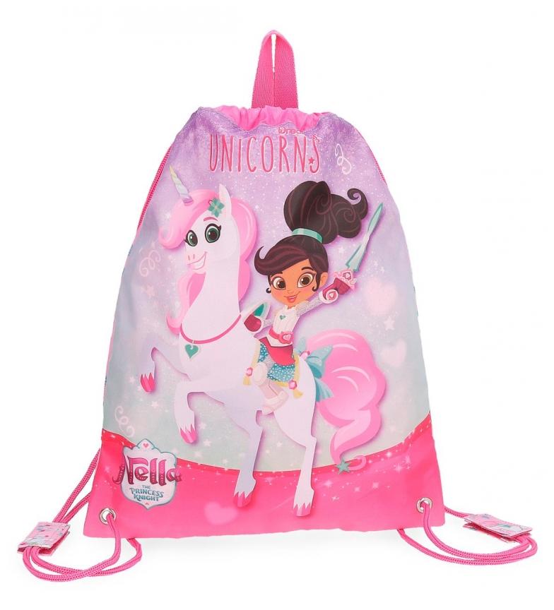 Comprar Nella Bolsa de la merienda Nella Unicorn -34x27x0,5 cm-
