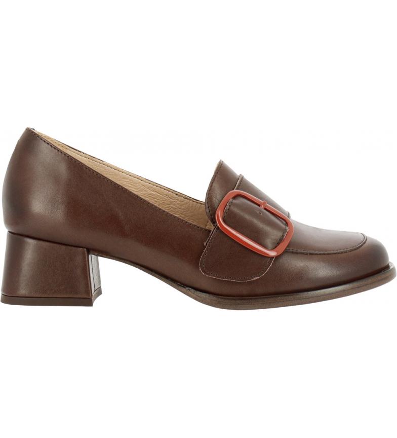 Comprar NEOSENS Scarpe in pelle S3039 Restored Pelle marrone - Altezza del tacco: 5,2cm