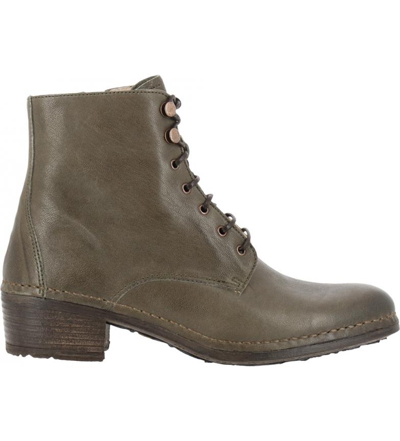 Comprar NEOSENS Ankle boots S3076 Montone green -Heel height: 4cm