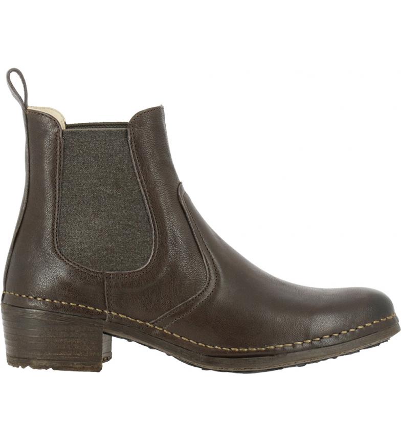 Comprar NEOSENS Ankle boots S3077 Montone brown -Heel height: 4cm