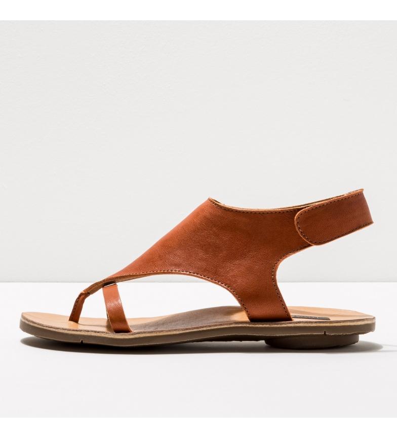 Comprar NEOSENS Sandálias de couro S3124 Daphni camel