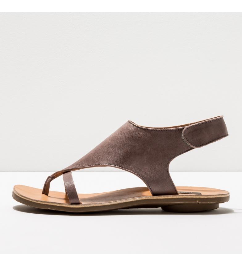 Comprar NEOSENS Sandalias de piel S3124 Daphni gris