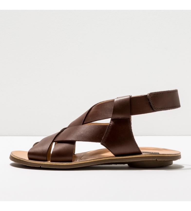 Comprar NEOSENS Sandalias de piel S3125 Daphni marrón