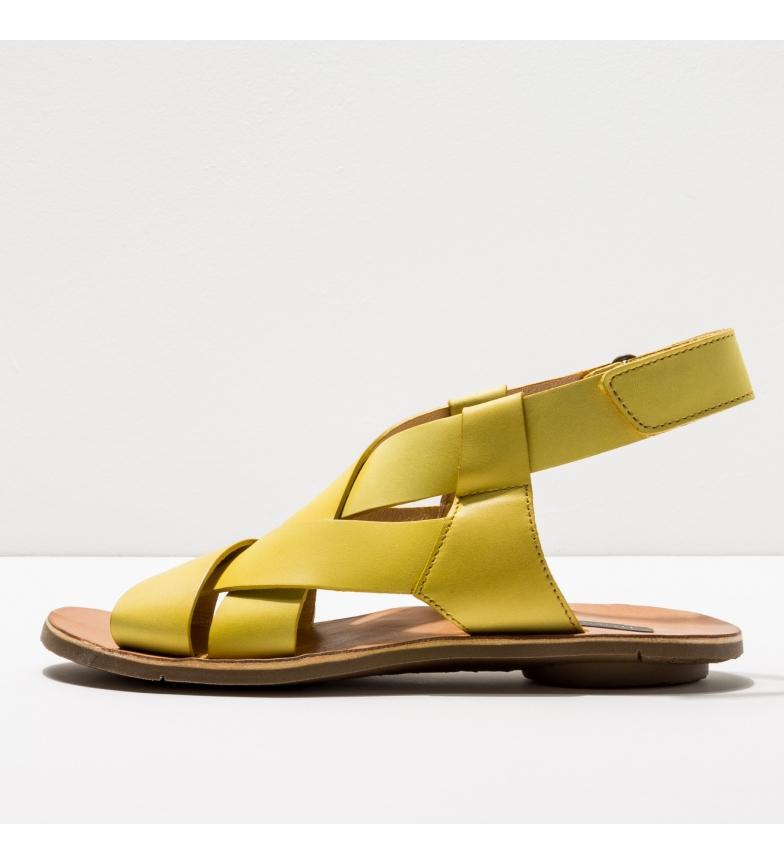 Comprar NEOSENS Sandálias de couro S3125 Daphni amarelo