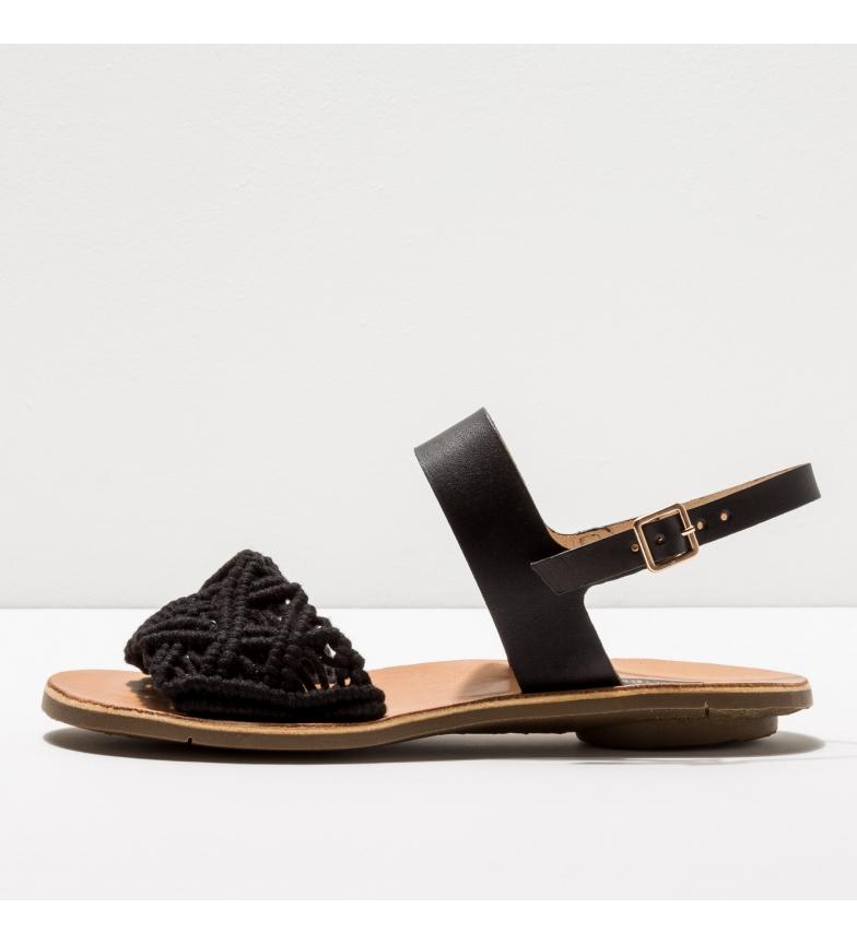 Comprar NEOSENS Sandálias de couro S3126 Daphni black